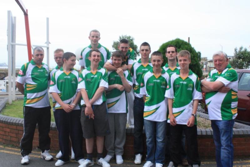 Team Ireland u16 &  u21 Team_i12