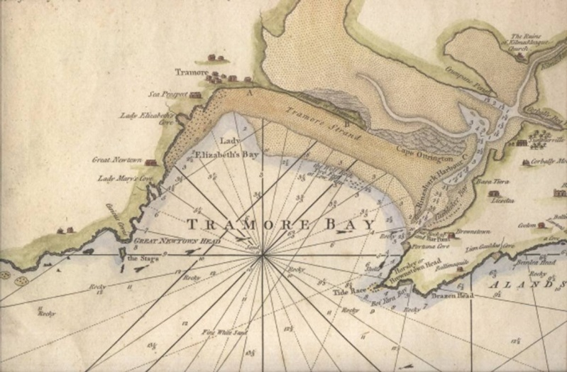 TRAMORE BAY 1790 SPOT THE CHANGES Tramor10