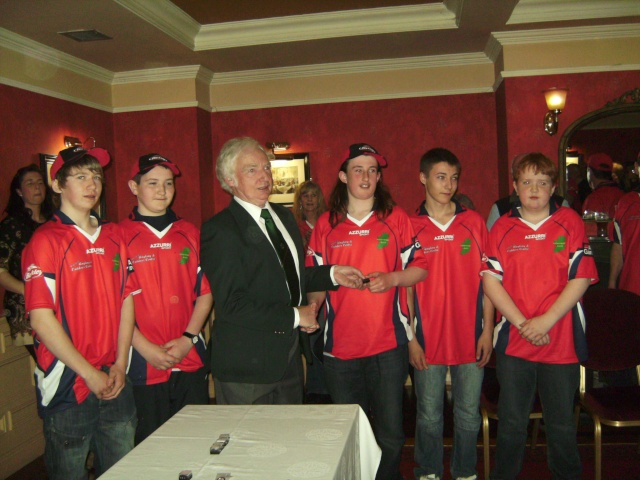 Munster U16 take Gold / u21 Silver U1610