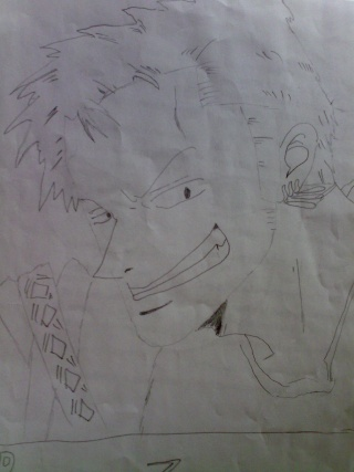Zoro~my drawings Nuclea11