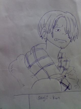 Sanji-my drawings Nuclea15