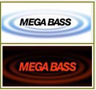 Parche mega bass Mega_b10