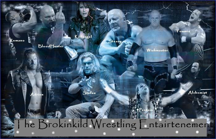 The Brokinkild Wrestling Entairtement Z1011
