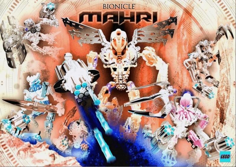 [Fans-Arts] Montage bionicle - Page 2 Mahri10