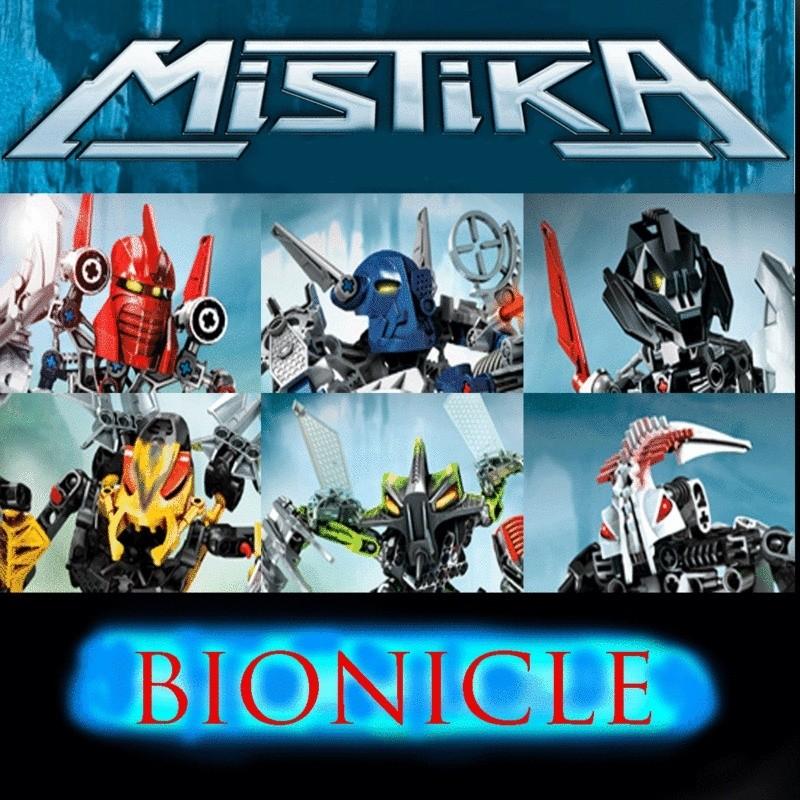 [Fan-Art] Fonds d'ecran Bionicle Mistik11