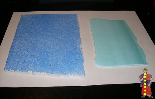 Silicona vs Agua Prueba11