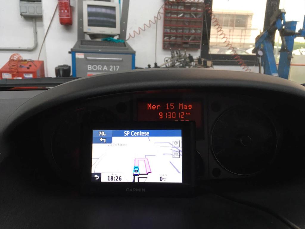 Revisione e registrazione chilometri ...  Musa9011