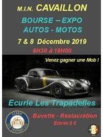 Bourse auto et Moto dans le Vaucluse a CAVAILLON - 8 et 9 Dec 2019 214-bo10