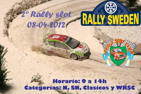 2º Rally Slot ASC 2012 Rally de Suecia 2a_ral10