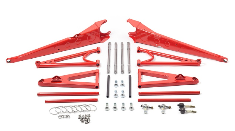 "RZR-XP 900 'XC' Narrow Suspension kit 57"" Wide Holts_10"