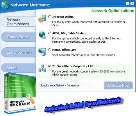 VELOCÍMETRO - Network Mechanic v3.0 58256410