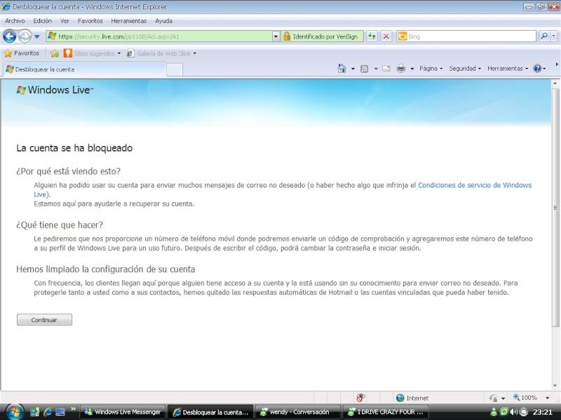 Recuperar su cuenta de Windows Live ^_^ [La cuenta se ha bloqueado] Carlos10