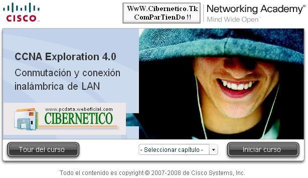 CURRÍCULA CCNA 4.0 EXPLORATION 3 ESPAÑOL - Conmutación y Conexión Inalámbrica de LAN. Cisco210
