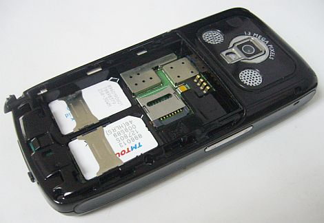 Sony Ericsson lanza el W380 - Wifi Dual2010