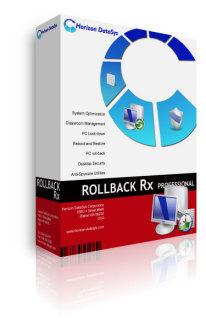 RollBack RX PRO v8.1 - Restaurador Complatible 100% con Windows Vista Folder10