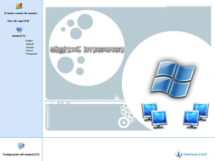 cyber control V.4 Fondo10
