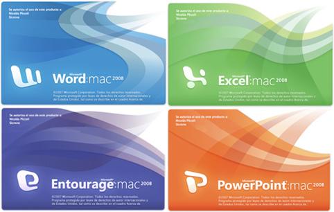 Microsoft Office 2008 mac Office10