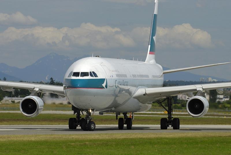 Vancouver International (YVR / CYVR) D2c25510