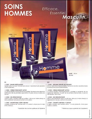 Soins hommes 2710