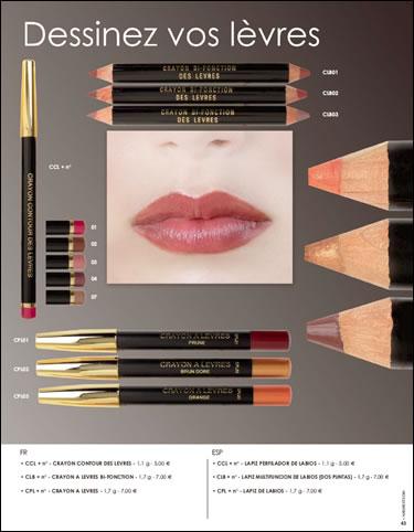 Des lèvres parfaites 4310