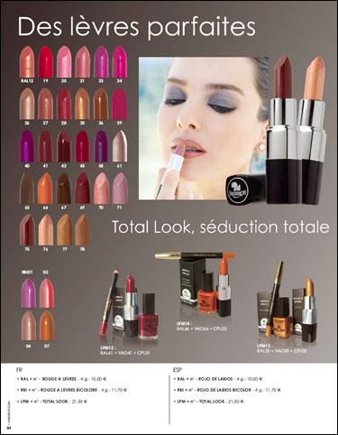 Des lèvres parfaites 4410