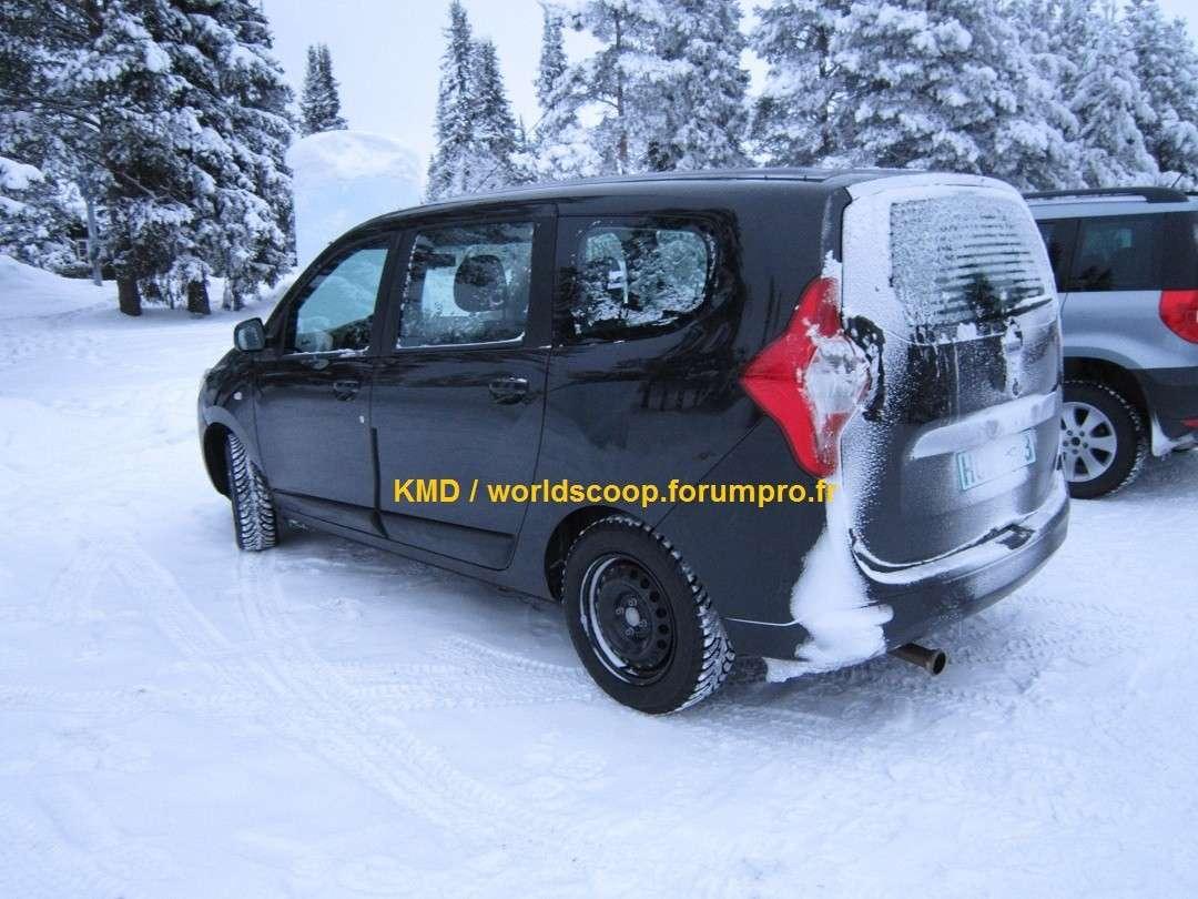 Lodgy - 2012 - [Dacia] Lodgy Monospace [J92] - Page 18 Img_1125