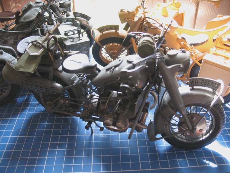 MOTOS 1/9 WW2 Bmw212