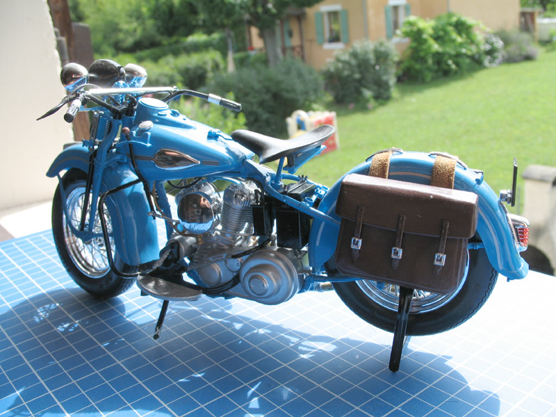 MOTOS 1/9 WW2 Harley14