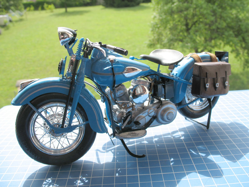 MOTOS 1/9 WW2 Harley15