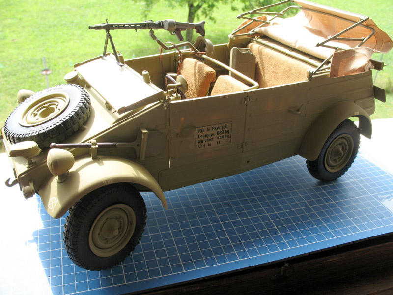 MOTOS 1/9 WW2 Kubel112
