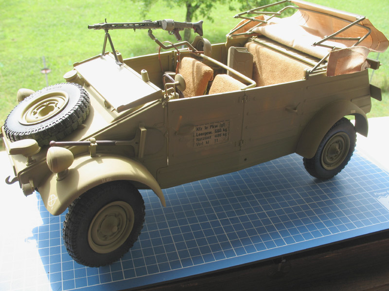 MOTOS 1/9 WW2 Kubel312
