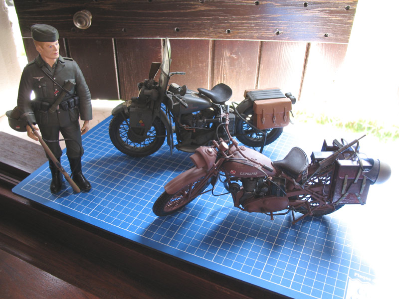 MOTOS 1/9 WW2 Us112