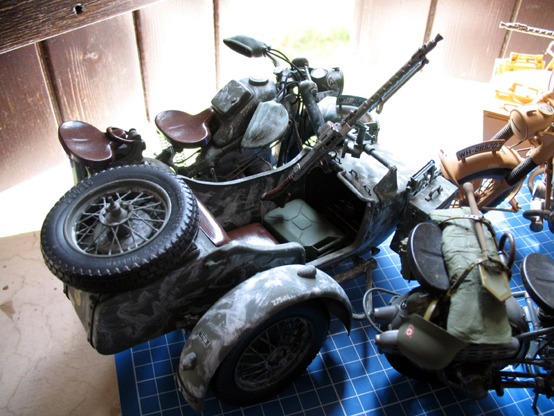 MOTOS 1/9 WW2 Zudap112