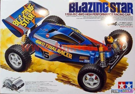 Tamiya Blazing star : question électrique Blazin10