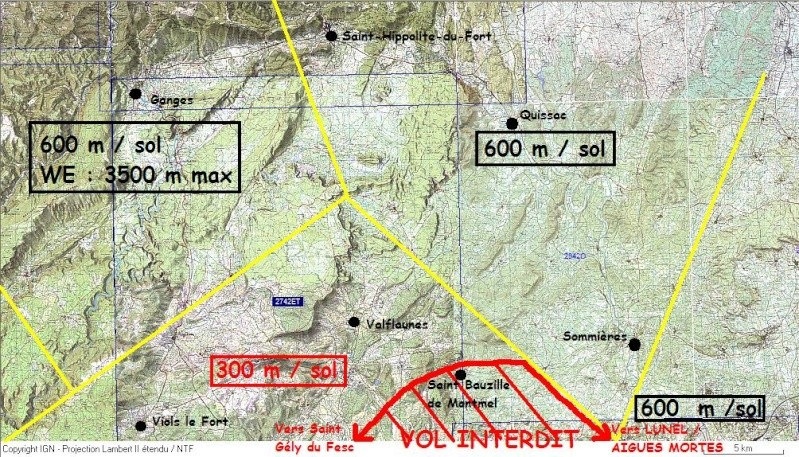 CARTE DES ZONES AERIENNES Zones_10