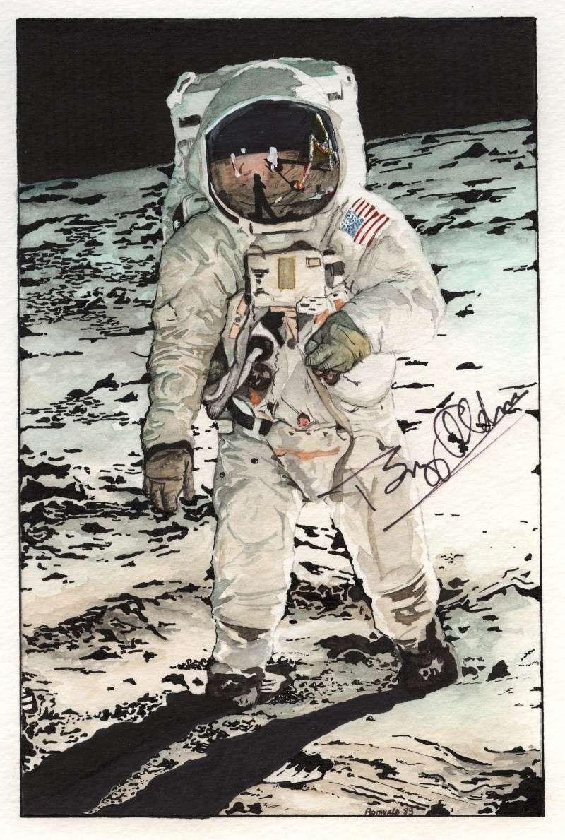 20 Juillet 1969 / Il y a 39 ans, l'homme marchait sur la Lune A11_de10