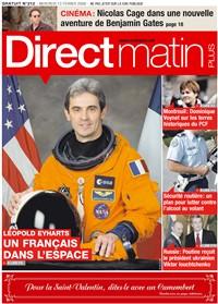 Leopold Eyharts au journal de France 2 ce midi - Page 2 Direct10