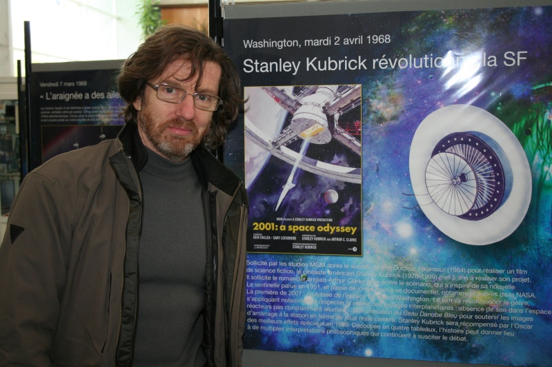 Livre-disque de Kent : l'homme de Mars Invite13