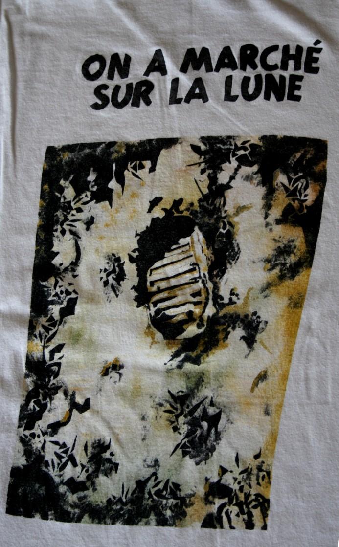 20 Juillet 1969 / Il y a 39 ans, l'homme marchait sur la Lune - Page 2 Tshirt10