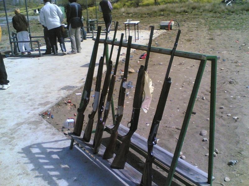 Tiro al plato en Salamanca (13-04-2008) 13042012