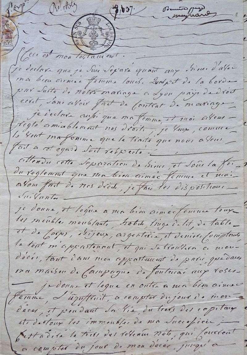 Biographie de François Augustin Reynier De Jarjayes - Page 4 310