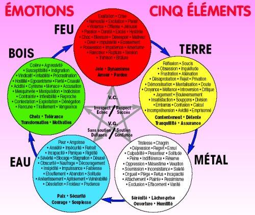 LA KINESIOLOGIE 1 Emotio11