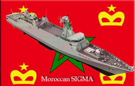Sigma Marocaines / Royal Moroccan Navy Sigma Class Frigates Corvsi11
