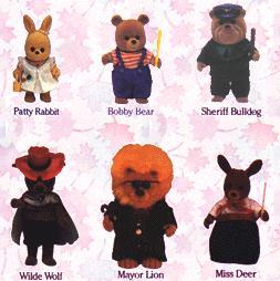 Les petits malins / MAPLE TOWN (Bandai) 1986 198610