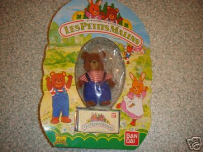 Les petits malins / MAPLE TOWN (Bandai) 1986 Bobby_10