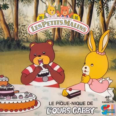 Les petits malins / MAPLE TOWN (Bandai) 1986 Cd10