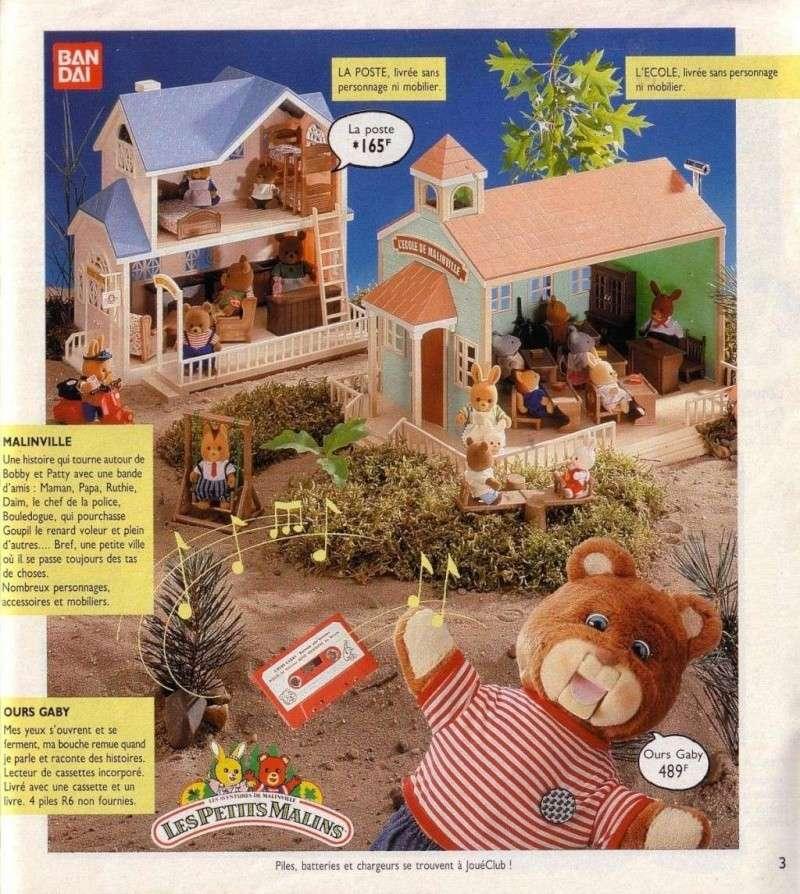 Les petits malins / MAPLE TOWN (Bandai) 1986 Scan_j10