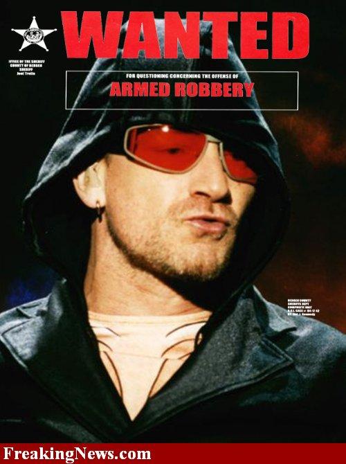 Funny U2 Armed-10