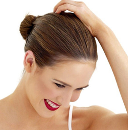 متى ترفعين شعرك ومتى افضل وقت للقيام بلذلك ؟! Vds10