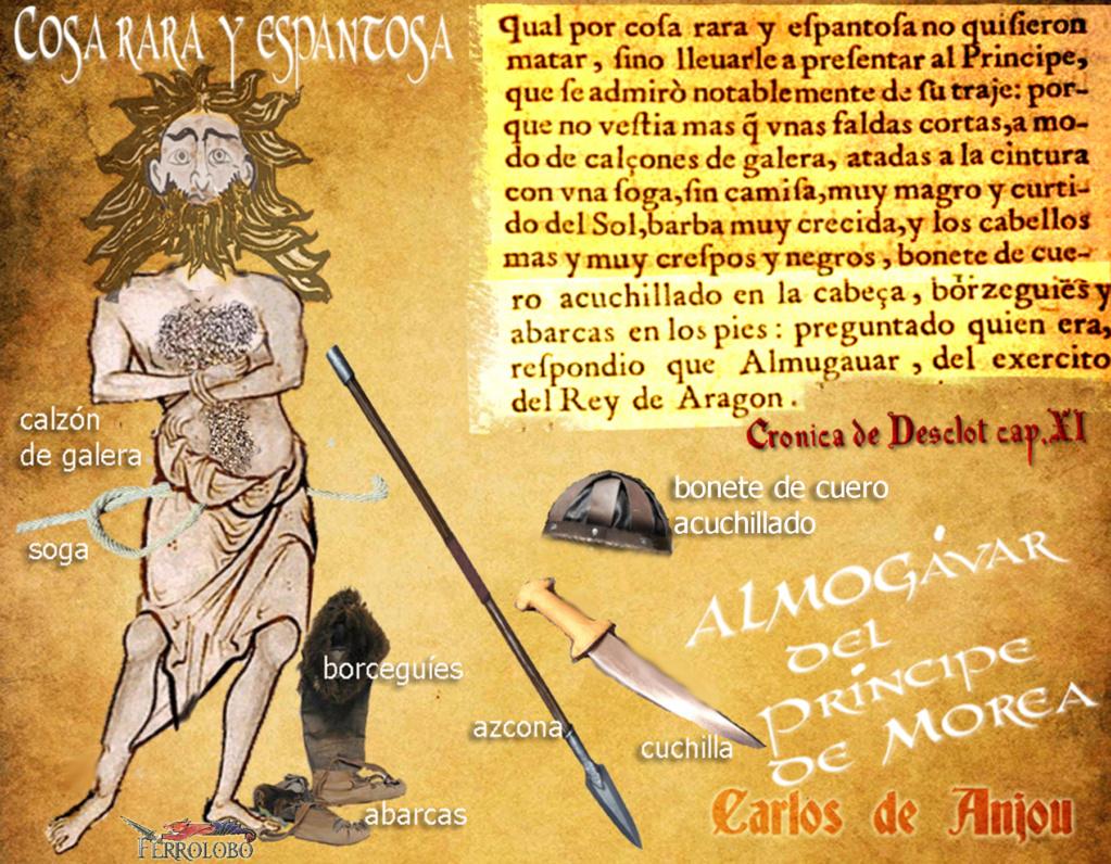 El ALMOGÁVAR del PRÍNCIPE de MOREA - Página 2 1410